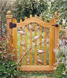 http://www.gardenplans.com/50gardengate.html