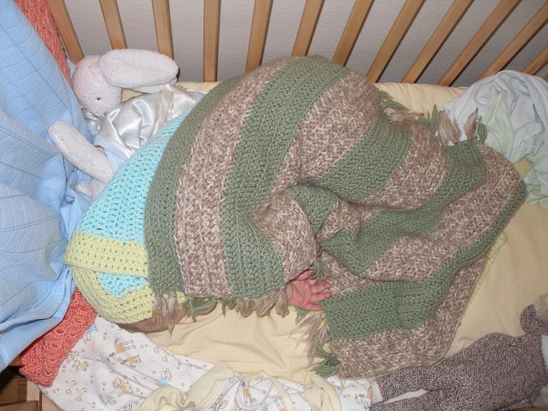 Emmett Sleeping 2-19-10