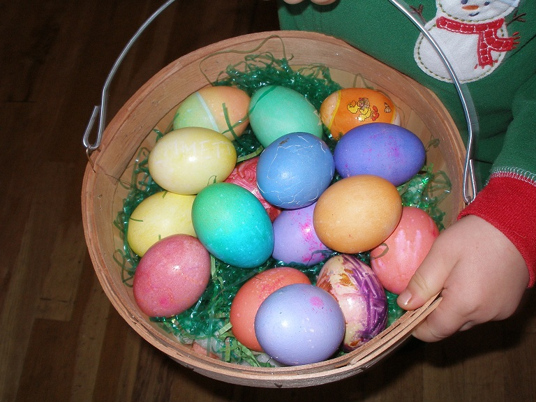 Easter Eggs Found