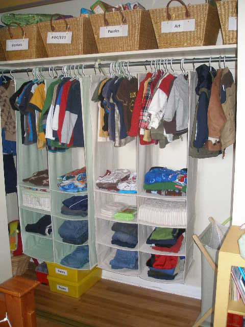20 Weeks The Boys Closet Cleaned The Lazy Homesteader