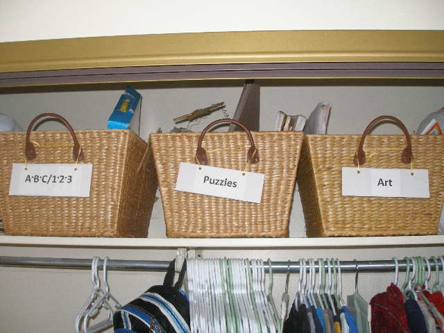 The Baskets ...