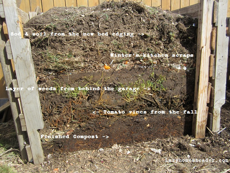 Best Way To Keep Compost In Kitchen