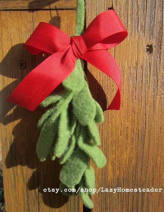 Wool Mistletoe