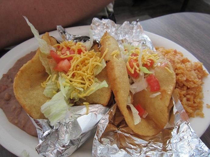 Puffy Taco from Taco Taco