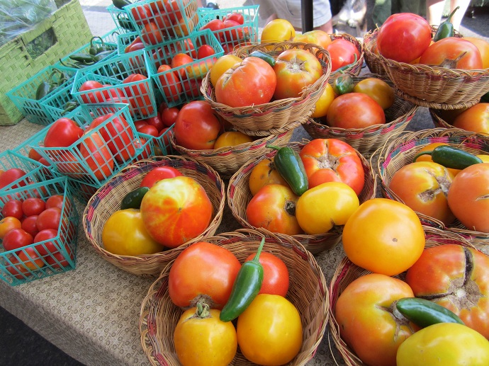 Texas Toms in June!