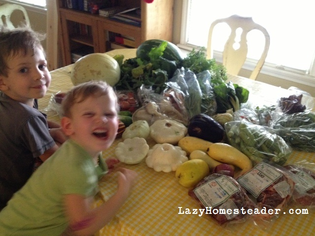 Kids with Koch Week 1